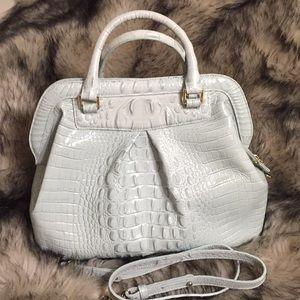 Brahmin Bristol Sea Glass Handbag